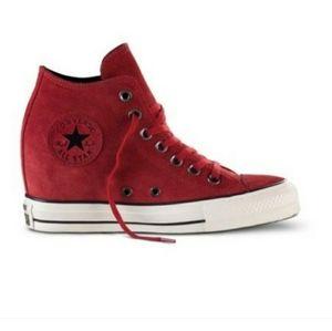 Converse Chuck Taylor Hidden Platform Sneakers